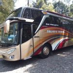 sewa bus bandung trijaya trans