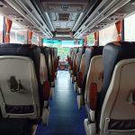 Yuk Sewa Bus Interior Bus Medium 35 Seat
