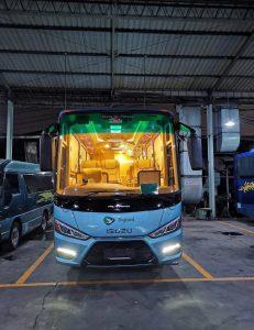 Sewa Bus Bravo Premium