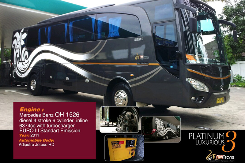 Bus Mewah AM Trans Platinum 3
